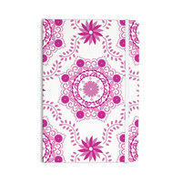 """Anneline Sophia """"Let's Dance Fuschia"""" Pink Floral Everything Notebook"""