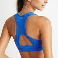 High Impact - Mesh-Crossback Sports Bra