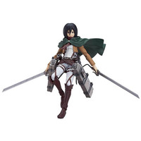 Attack on Titan figma : Mikasa Ackerman