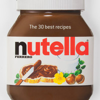 Nutella: The 30 Best Recipes Hardcover Book Brown Combo One Size For Women 27356444901