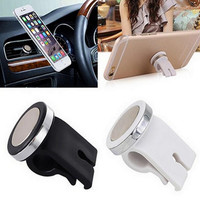 LIXUNTER Modish Car Air Vent Phone Holder Mount Stand Magnetic for iPhone Phone GPS