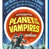 Planet Of the Vampires poster 24x36