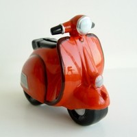 INFMETRY::  Mini Motorbike Piggy Bank - New Products