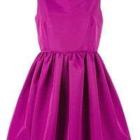 Red Valentino Fit And Flare Cocktail Dress - Twist'n'scout-paleari Online Store - Farfetch.com.br