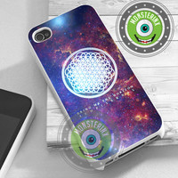 BMTH Sempitrenal Galaxy - iPhone 4/4s/5/5S/5C Case - Samsung Galaxy S2/S3/S4 Case - Black or White