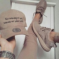 Adidas Yeezy Boost Leisure Sports Shoes