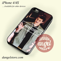 Shawn Mendes 1998 Phone case for iPhone 4/4s and another iPhone devices