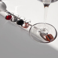 Wine Glass Charms - Gift for Wine Lovers