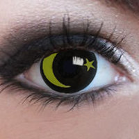 Moon And Star Contacts