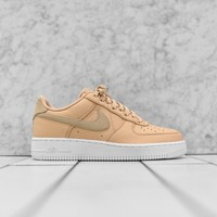 Nike Air Force 1 PRM - Vachetta Tan / White