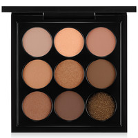 MAC Eye Shadow x 9: Amber Times Nine