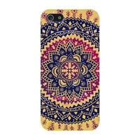 Ethnic Tribal Indian Pattern Hard Case Cover iPhone 5S/5