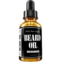 Leven Rose Beard Oil and Leave-In Conditioner - 1 oz