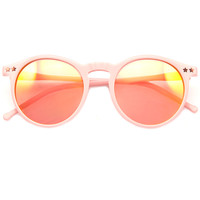 STEFF DELUXE FRAME at Wildfox Couture in  PINK FRAME, RED FRAME, MTGRN, PBLU