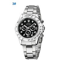 """ROLEX"" Lover Popular Luxury Diamond  Watch Casual Wristwatch"