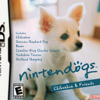 Nintendogs Chihuahua and Friends - Nintendo DS (Game Only)