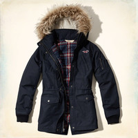 Hollister All Weather Parka