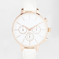 New Look Lucy Open Dial Watch