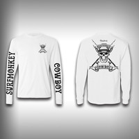 Surfmonkey Cowboy - Performance Shirt - Fishing Shirt