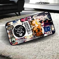 5 seconds of summer colage 5sos - case For iphone 4 4s 5 5s 5c 6 6plus samsung galaxy s3 s4 s5 s6 & ipod touch 4 5 cover cases