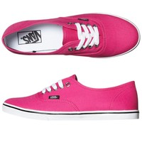 Vans Authentic Lo Pro Shoes Womens Shoes at 7TWENTY Boardshop, Inc
