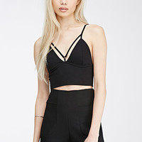 Strappy Cropped Cami