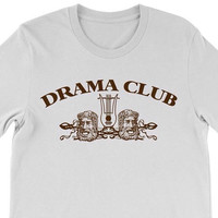 Stranger Things Shirt, Drama Club, Unisex Shirt for Boys or Girls, Christmas Gift, Theater Geek, Birthday Present