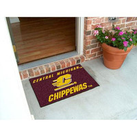 Central Michigan Chippewas NCAA Starter Floor Mat (20x30)