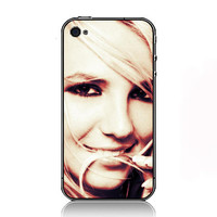 Britney Spears iPhone 4 4S Case Cover 354