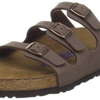 Birkenstock Women's Florida Leather Sandal