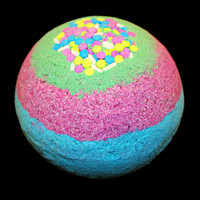 Bath Bomb - Fizzy - Free Shipping - Lush - Organic - Assorted scents - Great Gift - Atlantis