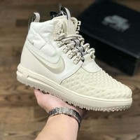 Nike Lunar Force 1 Duckboot white Size 40-47