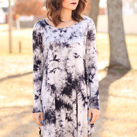 Boho Babe Tie Dye Dress