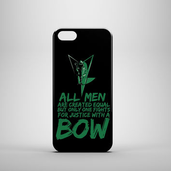 ARROW JUSTICE Custom Case for iPhone 6 6 Plus iPhone 5 5s 5c GalaxyS 3 4 & 5 6 and Note 3 4 5