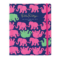 Lilly Pulitzer 12 Month Agenda - Tusk In Sun