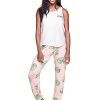 Cozy Sleep pant - PINK - Victoria's Secret