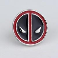 Deadpool Dead pool Taco M2 Anime Cartoon series  Brooches High Quality Zinc Alloy For Women and Men Jewelry AT_70_6