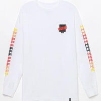 VONE05W HUF Possible Long Sleeve T-Shirt