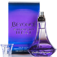 Beyonce Midnight Heat 3.4 oz EDP Perfume for Women New In Box SEALED