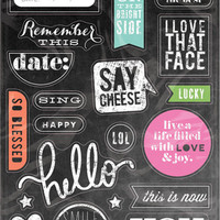 Chalkboard Value Pack - Today