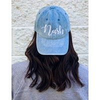 Nash Snow Wash Hat