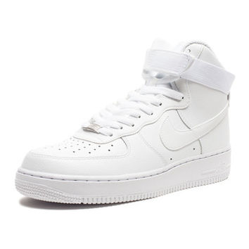 AIR FORCE 1 HIGH '07 - WHITE/WHITE   Undefeated