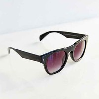 Ballgame Square Sunglasses- Black One