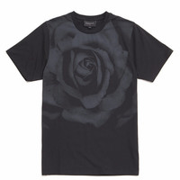 Black Scale - Rose Tee - Black