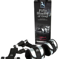 Fifty Shades Of Grey Ultimate Control Handcuff Restraint Kit