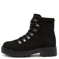 Wildone-23 Padded Collar Boots