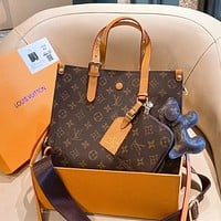 Louis Vuitton LV Monogram Tote