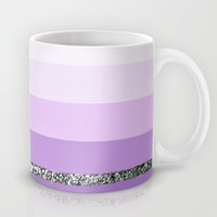 Party Stripes III Mug by Monika Strigel