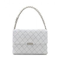 Soft Beckett Small quilted shoulder bag