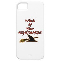 Witch Of Your Nightmares iPhone SE/5/5s Case
